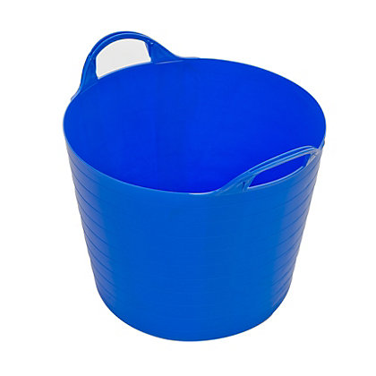 Image for Large Flexi Tub in Blue from StoreName