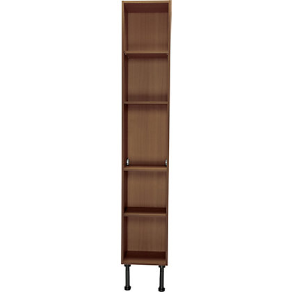 Image for Schreiber Fitted Tower Unit - Walnut Effect from StoreName