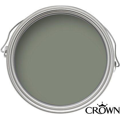 Image for Crown Period Colours Breatheasy Promenade - Flat Matt Emulsion Paint - 2.5L from StoreName