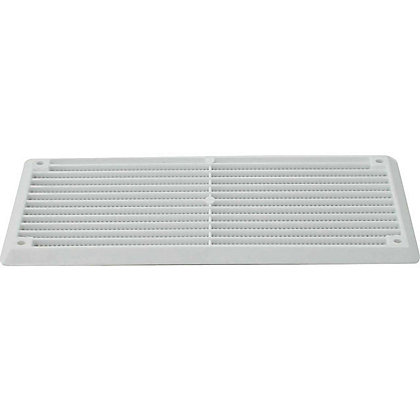 Image for Louvre Vent - Plastic - 152x76mm from StoreName