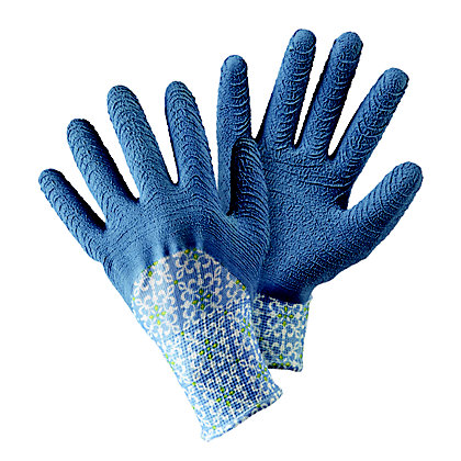 Image for Moroccan Tile All Seasons Gardening Gloves from StoreName