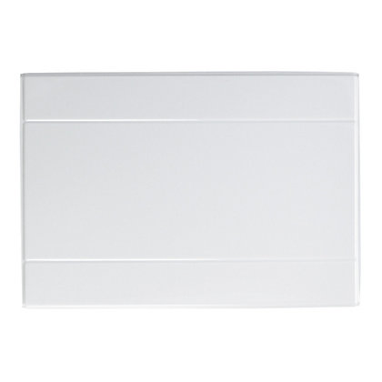 Image for Vitale Curved Shower Bath End Panel from StoreName