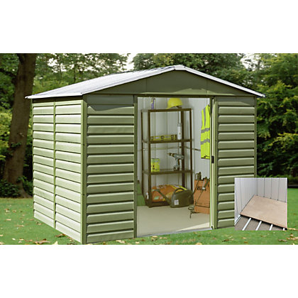 Image for Yardmaster Shiplap Shed & Floor Frame - 8x6ft from StoreName