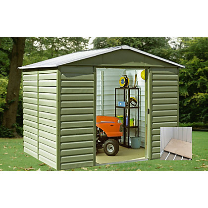 Image for Yardmaster Shiplap Shed & Floor Frame - 10x12ft from StoreName