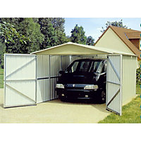 Yardmaster Metal Garage