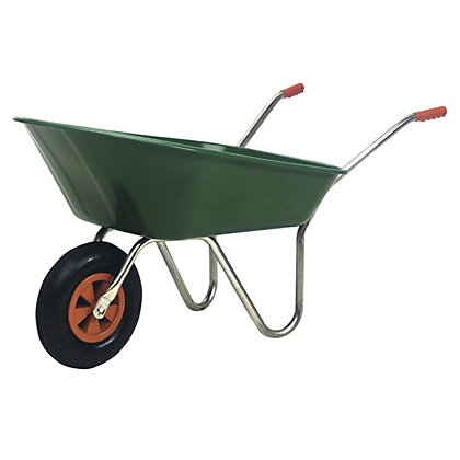 Image for Gardening Wheelbarrow - Green from StoreName