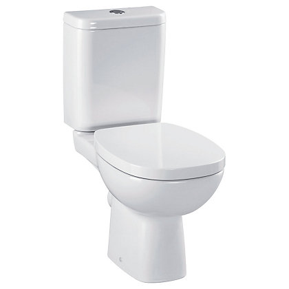 Image for Facile Close Coupled Toilet from StoreName