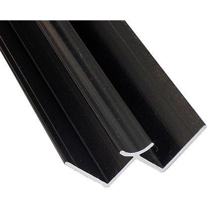 Image for Stormwall Internal Corner Wall Tile- Black from StoreName