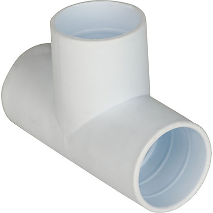 Image for Overflow Pipe Tee Connectors - Pack Of 2 - 22mm from StoreName