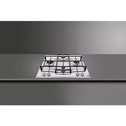 Image for Smeg Linea P1640XT Gas Hob - Stainless Steel from StoreName