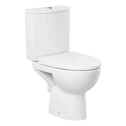 Image for Ardleigh Close Coupled Toilet and Soft Close Seat from StoreName