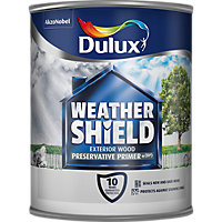 Dulux Weathershield - Exterior Preservative Primer - 750ml