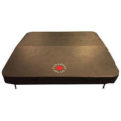 Image for Canadian Spa Hot Tub Cover - Brown / 223 X 203cm from StoreName