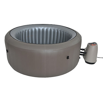 Image for Canadian Spa Grand Rapids 29In Deep Inflatable Plug & Play Hot Tub from StoreName