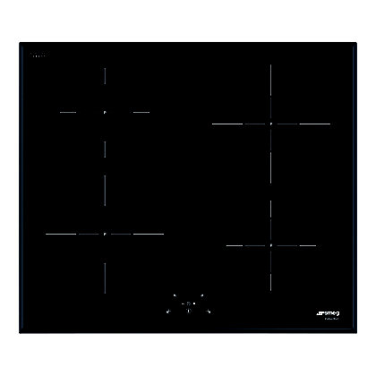 Image for Smeg SI5643B 60cm Induction Hob from StoreName
