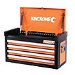 Kincrome Evolve Tool Chest 4 Drawer Flame Orange
