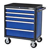 Kincrome Evolve Tool Trolley 5 Drawer