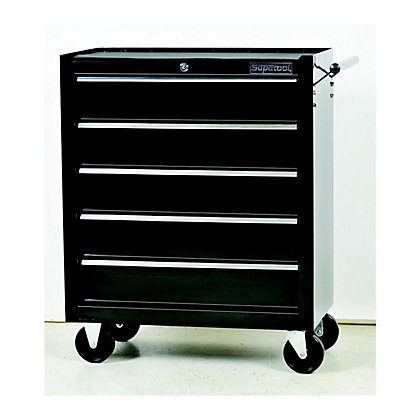 Image for Supatool Tool Trolley 5 Drawer from StoreName