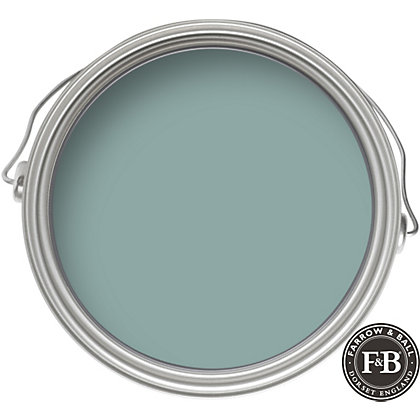 Image for Farrow & Ball Modern No.82 Dix Blue - Emulsion Paint - 2.5L from StoreName
