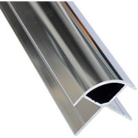 Stormwall External Corner- Polished Silver