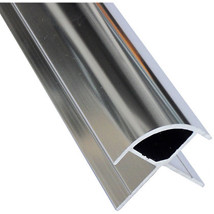 Image for Stormwall External Corner- Polished Silver from StoreName