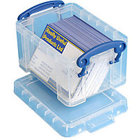 Really Useful Box - Clear - 0.3L