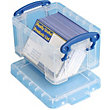 Really Useful Storage Box - Clear - 0.3L