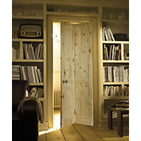 London 4 Panel Pine Bi-Fold Internal Door - 762mm Wide