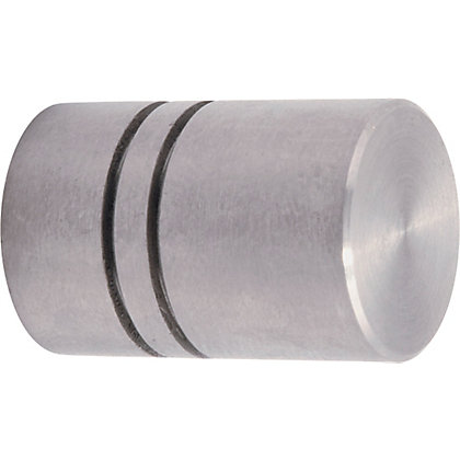Image for Ringed Door Pull - Stainless Steel from StoreName