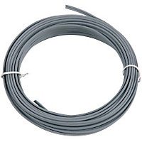 Fig. 8 0.2 sq mm x 13 Flexible Grey Twin Speaker Wire - 10m