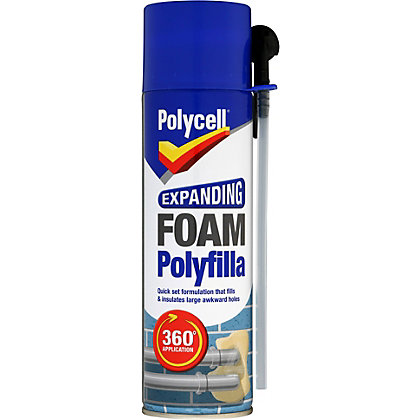 Image for Polycell Expanding Foam 500ml from StoreName