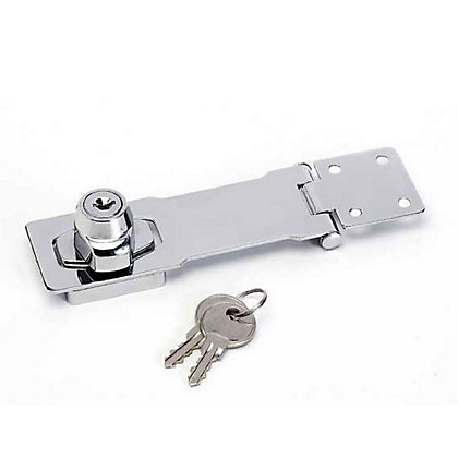 Image for Master Lock Lockable Steel Hasp - 118mm from StoreName