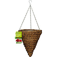 Artificial Water Hyacinth Hanging Cone