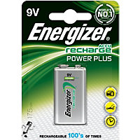 Energizer Rechargeable 9V 175mAh Battery