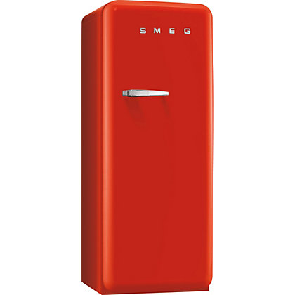Image for Smeg CVB20RR1 Right Hand Hinged Freezer - Red from StoreName
