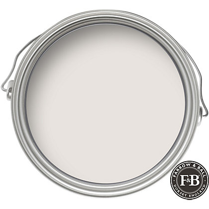 Image for Farrow & Ball Estate No.228 Cornforth White - Eggshell Paint - 2.5L from StoreName