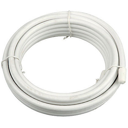 Image for Coaxial Cable - White - 5m from StoreName