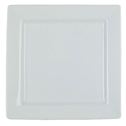 Image for Square Side Plate - White from StoreName