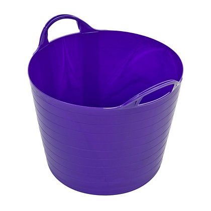 Image for Extra Large Flexi Tub in Purple from StoreName
