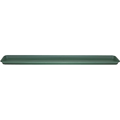 Image for Terrace Plant Tray in Green - 40cm from StoreName