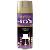 Rust-Oleum Gold - Metallic Spray Paint - 400ml