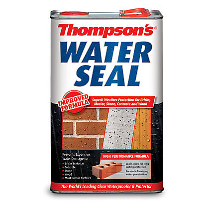 Image for Thompsons Clear Water Seal - 5L from StoreName