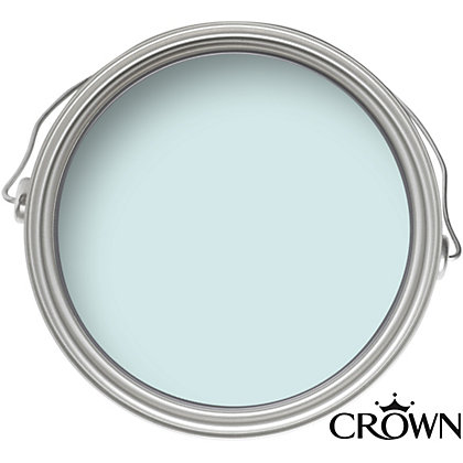 Image for Crown Breatheasy Solo Adriatic - One Coat Matt Emulsion Paint - 2.5L from StoreName