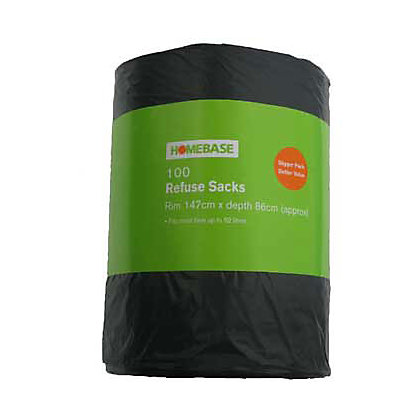 Image for Big Value Refuse Sacks - 100 Pack from StoreName