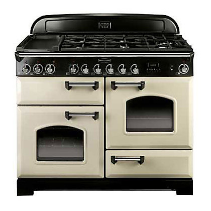 Image for Rangemaster Classic Deluxe 79810 Dual Fuel Cooker - 110cm from StoreName