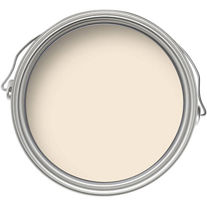 Image for Crown Breatheasy Ivory Cream - Silk Emulsion Paint - 2.5L from StoreName