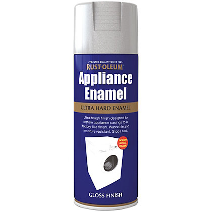 Image for Rust-Oleum Appliance Spray Paint - Steel - 400ml from StoreName