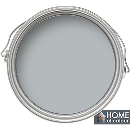 Image for Home of Colour Dove Grey - Silk Emulsion Paint - 5L from StoreName