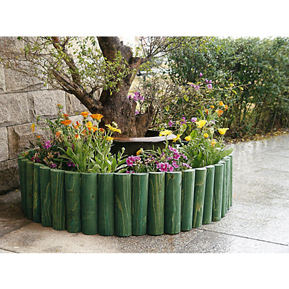 Image for Green Border Roll Fencing - 2.4m from StoreName