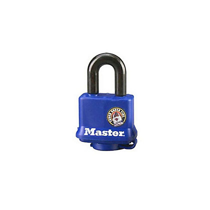 Image for Master Lock Covered Laminated Steel Padlock - 40mm from StoreName